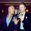 Anthony Callea and Tim Campbell Wed