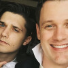 Broadway stars Michael Arden and Andy Mientus wed