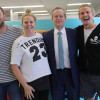 Heidi, Will and Woody challenge Bill Shorten on marriage equality