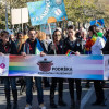 Montenegro stages gay pride parade