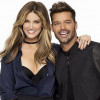 Ricky Martin teams up with Delta Goodrem