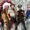 Village People are coming