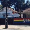 Positive Signs: Bayswater home owner shows support for marriage equality