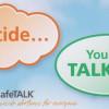 Sign up for a free safeTALK suicide prevention workshop this December