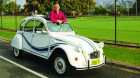 Citroën 2CV: The Campest Car in The World