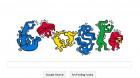 Keith Haring gets a Google Doodle