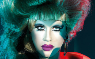 Jodie Harsh, Queen of London's Drag Scene