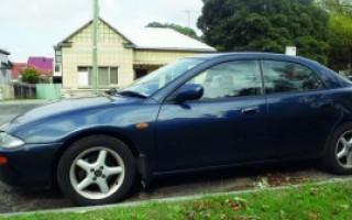 Mazda 323 Protege