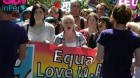 Rally for Marriage Equality in Perth on Saturday