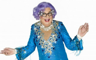 """Barry Humphries equates transgender identities to """"self-mutilation"""""""