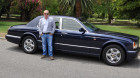 Patrick Coward's 2000 Bentley Arnage