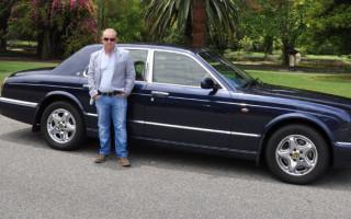 Patrick Coward's 2000 Bentley Arnage