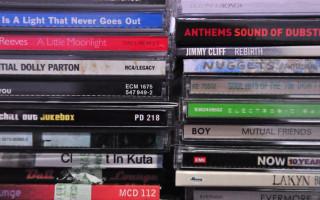 CD Reviews: January