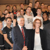 PM Gillard Visits WA Ballet