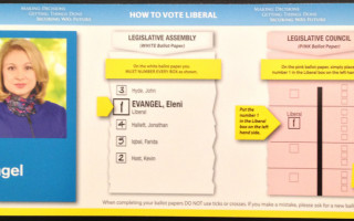 Evangel's Second Preference: Australian Christians