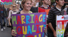 Head to a rally for marriage equality this weekend