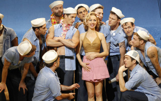 South Pacific Is Opening Soon