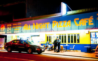 Food Review: All Night Pizza Cafe