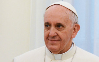 Pope Francis shows support for same-sex unions, not marriage