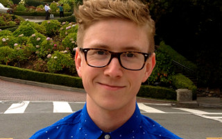Tyler Oakley Is Bringing His Slumber Party to Perth
