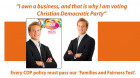 Fred Nile's Party Uses Fake People in Promotions