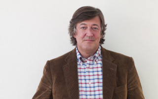 Stephen Fry: Putin is making scapegoats of gay people, just as Hitler did Jews