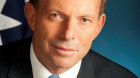 Abbott Launches Education Policy at Anti-Gay School