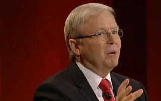 Rudd Fires Up on Marriage Equality