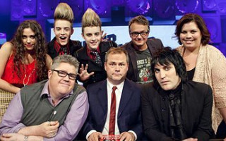 Jedward Distrupt Never Mind the Buzzcocks