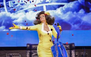 Pam Ann: Queen Of The Sky