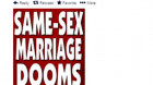 Westboro Baptist Church Links ACT Marriage With NSW Fires