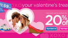 Is Crocs Valentine's Special for Opposite Sex Couples Only?