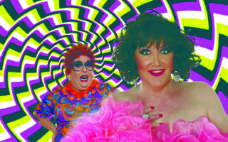 Review: Drags Aloud: Mandy and Ca Ca Show