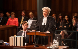 Filming starts on new series of Janet King