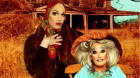 Jinkx Monsoon and Peaches Christ do 'Grey Gardens'