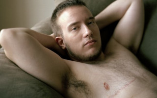 Photographer Captures Gentleness in Queer and Trans* Men