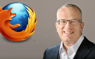 Firefox CEO Resigns