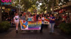 Marriage Equality Supporters March on IDAHoBiT