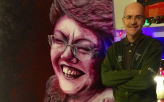 Artist Immortalizes PFLAG Legend