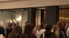 Fashion Giant Zara Opens in Perth