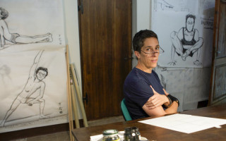 Lesbian Cartoonist Alison Bechdel Awarded MacArthur Fellowship