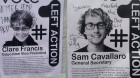 Student Guild Campaign Posters Defaced with Homophobic Graffitti