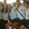 Schoolboys Wear Skirts in Solidarity with Trans* Girl