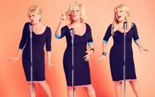 Bette Midler's New Album is Super Girly