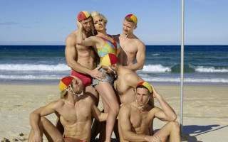 Courtney Act Stars in Sydney's Mardi Gras Tourism Campaign