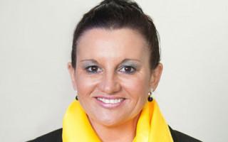 Senator Jacqui Lambie denies she made a homophobic slur