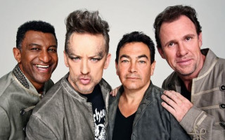 Culture Club kick off world tour at HBF Stadium