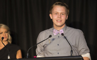 James Clarke Wins WA Young Person of the Year