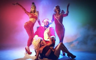 Alaska, Courtney Act & Willam Have One Christmas Wish