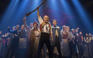 Les Miserable ends Australian tour after 588 shows
